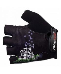Велоперчатки PowerPlay 002, , 002 A2 B2 C2 D, PowerPlay, Спортивные перчатки