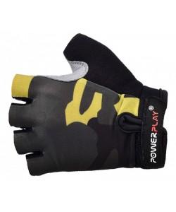 Детские велоперчатки PowerPlay 5454, , 5454, PowerPlay, Спортивные перчатки
