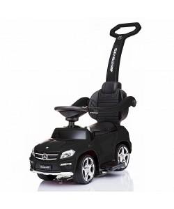 Толокар машина детская (машинка) каталка 3в1 Bambi Mercedes AMG с ручкой (SX1578-2), , SX1578-2, Bambi, Машинки каталки (толокары)