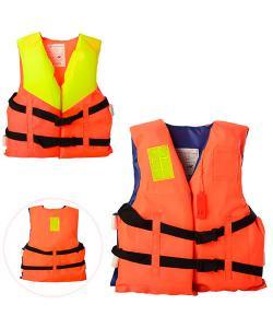 Детский спасательный жилет пляжный для плавания на застежках 4-10 лет Profi (D25624), , D25624, Profi, Аксессуары для плавания