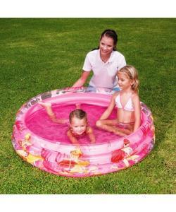 Детский круглый надувной бассейн BESTWAY (92006), 17754, 92006, BESTWAY, Матрасы надувные, пляжные