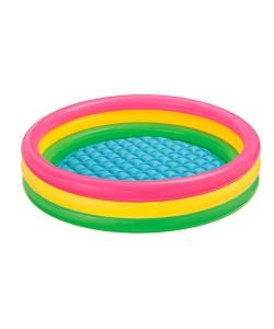 Детский круглый надувной бассейн Intex (57412), , 57412, Intex, Бассейны