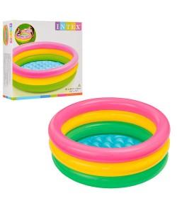 Детский круглый надувной бассейн Intex (58924), , 58924, Intex, Бассейны