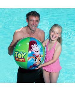 Детский надувной пляжный мяч Intex 61 см (58037), 17758, 58037, Intex, Мячи