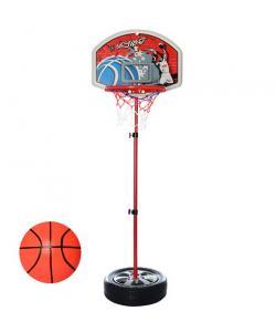 Детское баскетбольное кольцо на стойке 35х120 см Kings Sport (M 2927), 18880, M 2927, Kings Sport, Баскетбольное кольцо