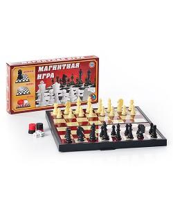 Магнитная игра Шахматы Profi (9831 S), 17790, 9831 S, Profi, Настольные игры для детей