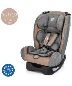 Автокресло детское для машины (кресло для авто) с регулируемым подголовником Bambi Step (ME 1017-11), , ME 1017-11, Bambi, Разные детские товары