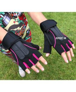 Спортивные перчатки для зала и фитнеса Profi (MS 1645), , MS 1645, Profi, Спортивные перчатки
