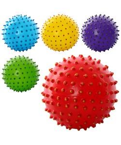 Мяч массажный (массажер) для ног и рук ПВХ 12.5см OSPORT (MS 0025), , MS 0025, OSPORT, Массажный мячик для ног и рук