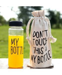 Бутылка для воды и тренировок My bottle (MS 0426), 18667, MS 0426, Profi, Шейкер и бутылки для воды