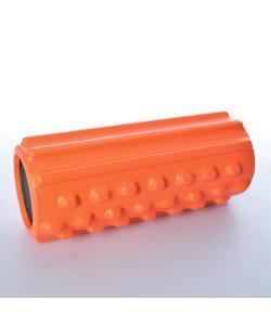 Валик (ролик, роллер) массажный для йоги, фитнеса (спины и ног) OSPORT (MS 0857-11), 20369, MS 0857-11, OSPORT, Ролики и валики для йоги