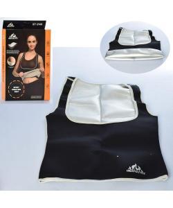 Жилет (майка) неопреновый для бега, фитнеса и похудения c эффектом сауны Heatoutfit (MS 2815), 20418, MS 2815, Profi, Одежда и пояса для похудения