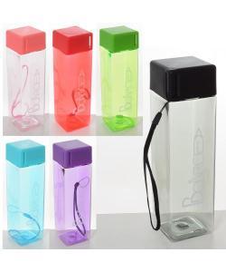 Бутылка (бутылочка) для воды и напитков спортивная 430 мл Profi (MS 2945), 20453, MS 2945, Profi, Шейкер и бутылки для воды