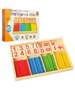 Набор для первоклассника Математика Profi (MD 0316), , MD 0316, Profi, Головоломки