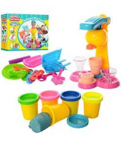 Набор для творчества Фабрика мороженого (Пластилин) Profi (MK 0078), , MK 0078, Profi, Наборы для творчества