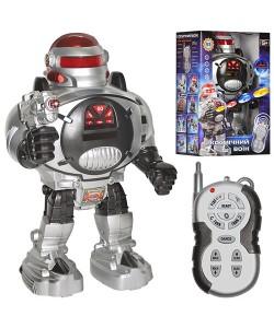 Игрушка Робот на пульте управления музыкальный Metr Plus (M 0465 U/R), , M 0465 U/R, Metr Plus, Детские игрушки