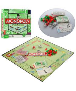 Настольная игра Монополия 27х27х5см Profi (6123 UA), , 6123 UA, Profi, Развивающие игры