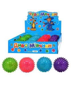 Детский массажный мяч Profi (M 0083 U/R), 18280, M 0083 U/R, Profi, Массажный мячик для ног и рук