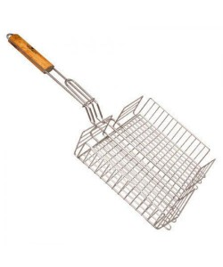 Решетка для гриля (мангала) 41х31,5см (MH-0085), 19184, MH-0085, Stenson, Решетка для гриля, барбекю
