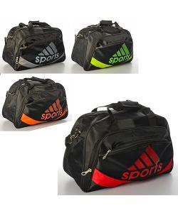 Сумка спортивная для обуви и одежды на молни 47х26х19см OSPORT (MK 1498), , MK 1498, OSPORT, Спортивные сумки
