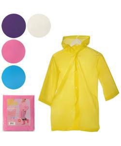 Детский дождевик с капюшоном на кнопках Profi (MK 1652), , MK 1652, Profi, Дождевики