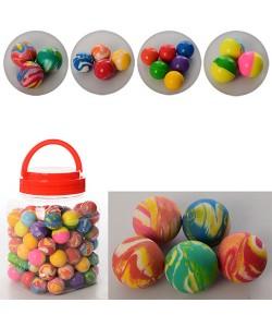 Мяч попрыгун каучуковый 2.7 см Profi (MS 0984), , MS 0984, Profi, Детские игрушки