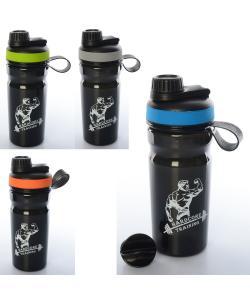 Бутылка для воды и напитков спортивная 500 мл OSPORT (MS 1815), 19436, MS 1815, OSPORT, Шейкер и бутылки для воды