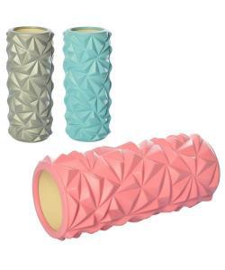 Валик (ролик) массажный для спины и йоги Profi (MS 2521), 20103, MS 2521, Profi, Ролики и валики для йоги
