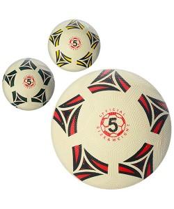 Мяч футбольный (для футбола) резиновый Profi (VA-0030), 19517, VA-0030, Profi, Футбольные мячи