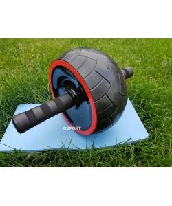 Тренажер Ролик (колесо) для мышц пресса Profi (MS 2210), 20075, MS 2210, Profi, Колесо для пресса