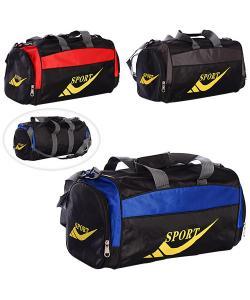 Сумка спортивная 38х30х17см Sport (MK 1497), , MK 1497, Sport, Спортивные сумки