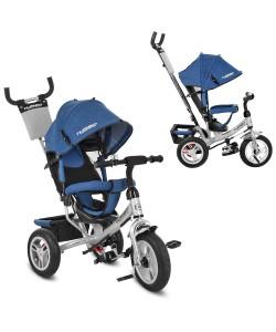 Трехколесный велосипед с ручкой детский колясочного типа Turbotrike (M 3113AJ-10), , M 3113AJ-10, Turbotrike, Детские велосипеды