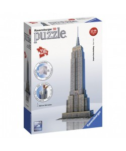 3D Пазл Небоскреб Empire State Building Ravensburger (12553)