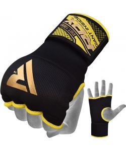 Бинт-перчатка RDX Inner Gel Black, 11513, 10407, RDX, Перчатки для рукопашного боя, каратэ