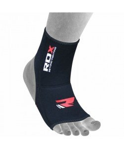 Защита голеностопа из неопрена на правую ногу RDX (40253), , 40253, RDX, Защитная экипировка