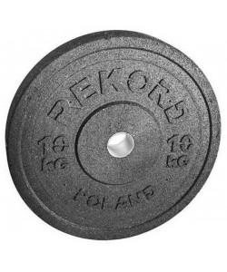 Бамперный диск Rekord BP-10 10 кг, 13893, BP-10, Rekord, Блины и диски