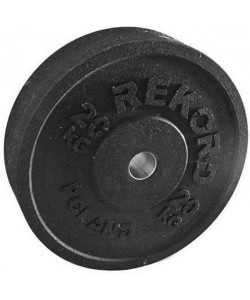 Бамперный диск Rekord BP-20 20 кг, 13895, BP-20, Rekord, Блины и диски