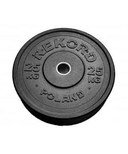 Бамперный диск Rekord BP-25 25 кг, 13896, BP-25, Rekord, Блины и диски