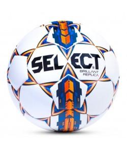 Мяч футбольный SELECT BRILLANT REPLICA, 16004, BRILLANT REPLICA, Select, Футбольные мячи