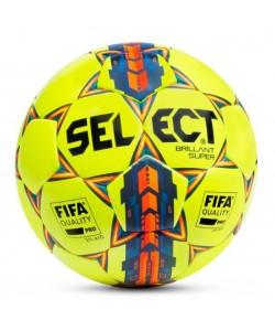 Мяч футбольный SELECT BRILLANT SUPER, 16005, BRILLANT SUPER, Select, Футбольные мячи