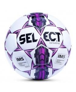 Мяч футбольный SELECT DIAMOND, 16008, DIAMOND, Select, Футбольные мячи