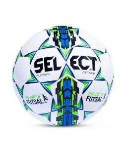 Мяч футзальный SELECT FUTSAL ATTACK(W), 16019, ATTACK(W), Select, Футзальные мячи