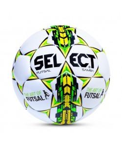 Мяч футзальный SELECT FUTSAL SAMBA, 16023, FUTSAL SAMBA, Select, Футзальные мячи