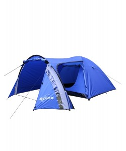 Палатка универсальная трехместная SOLEX (82191BL3), K00010999, 82191BL3, SOLEX, Палатки трехместные