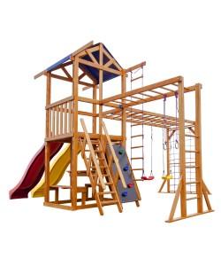 Детская площадка SportBaby (Babyland-12), , Babyland-12, SportBaby, Детские игровые комплексы
