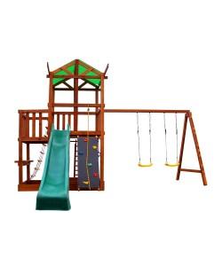 Детский игровой комплекс для улицы SportBaby (Babyland-5), , Babyland-5, SportBaby, Детский спортивный уголок (комплекс)