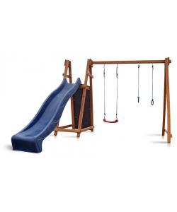 Детская горка трехметровая SportBaby (Babyland-8), , Babyland-8, SportBaby, Детские игровые комплексы