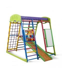 Детский спортивный комплекс 132х124х130см SportBaby (Юнга), , Юнга, SportBaby, Детский спортивный уголок (комплекс)
