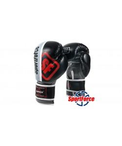 Боксерские перчатки SportForce тренировочные SF-BG03