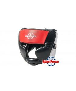 Тренировочный шлем для бокса и единоборств SportForce SF-HG03